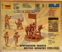 British Infantry 1939-1945 1:72 (pidemmällä toimitusajalla)