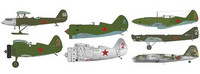Soviet Air Force VVS Pre-War to 1941