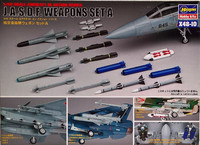 J.A.S.D.F. Weapons Set A 1:48