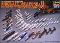 Aircraft Weapons B 1:48
