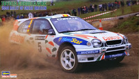 Toyota Corolla WRC '98 (Rally of Great Britain) 1:24