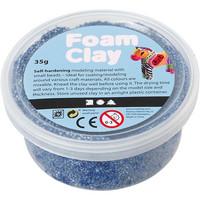 Foam Clay® Helmimassa, sininen, 35g