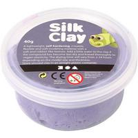 Silk Clay- silkkimassa 40g lila
