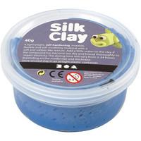 Silk Clay- silkkimassa 40g sininen