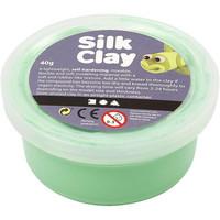 Silk Clay- silkkimassa 40g vaaleanvihreä