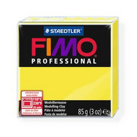Fimo professional, sitruunankeltainen 1.