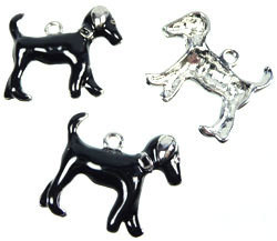 Korunosa Koira Musta