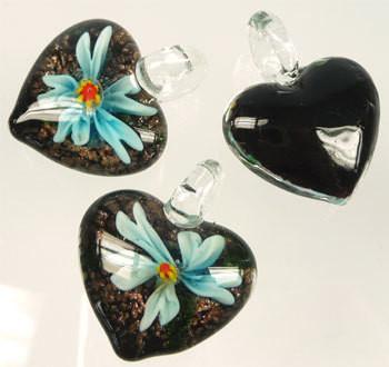 Korunosa Lasiriipus sininen kukka