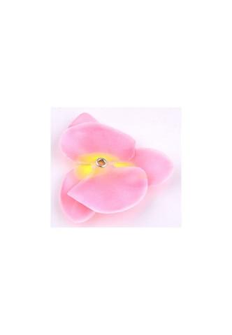 korunosa orkidea vaaleanpunainen 2 kpl