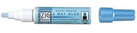 2 Way Glue-liimakynä 5mm 10g, paksu varsi