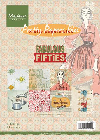 Paperipakkaus, Fabulous Fifties, A5