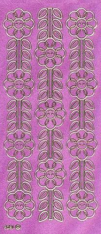 Helmiäistarra, Pinkki Kukka