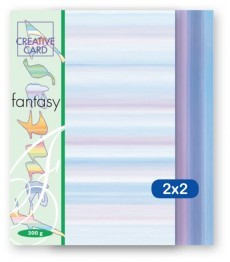 Fantacy, Kartonkipakkaus, 4kpl