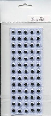 Tarrasilmät, 8mm x 10kpl