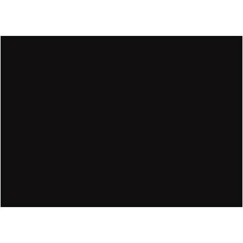 Softislevy, A4, 2mm, musta