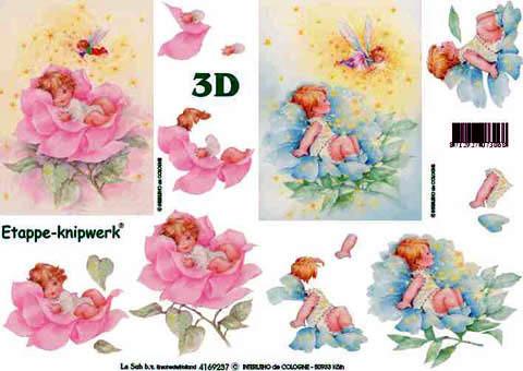 3D, Lapset Kukassa