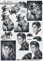 3D, Bogart & Elvis