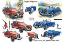 3D, Autoja