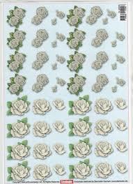 3D, Valkoiset ruusut