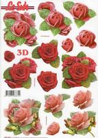 3D, Stanssattu, ruusut