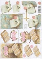 3D, Raamattu ja Ruusuja