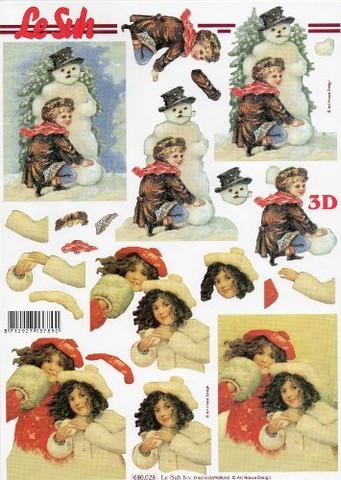 3D, Stanssattu, Nostalgia