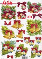3D, Stanssattu, Joulukellot