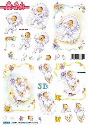3D, Stanssattu, Vauvat