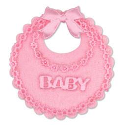 Pehmokoriste BABY Vaaleanpunainen