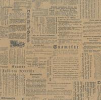 Naturlahjapaperi, Sanomalehti 70cm x 5m 80g/m²