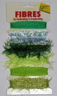 Nauhapakkaus Vihreät