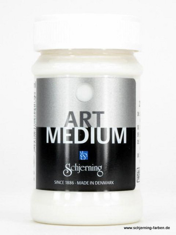 Art Medium, 100ml, kuvionsiirtoaine