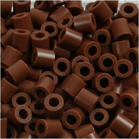 Nabbi- putkihelmet, suklaanruskea, 1100kpl (32249)(27)