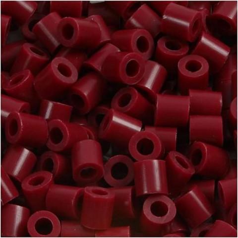 Nabbi- putkihelmet, viininpunainen, 1100kpl  (32239)(4)