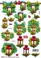 3D, Stanssattu, Lyhdyt