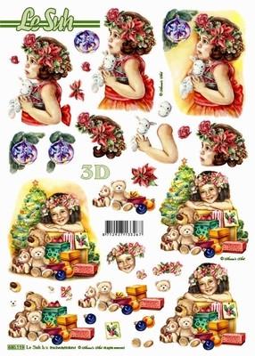 3D, Stanssattu, Lapsi ja Lahjat