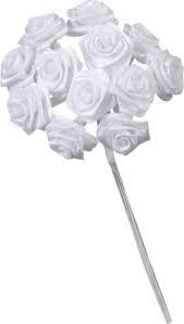 Dior-ruusu, valkoinen, 12mm