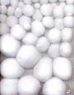 Pompoms-lajitelma, Valkoinen