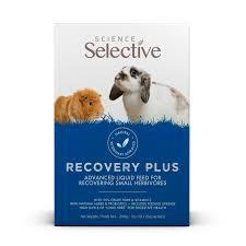 Selective Recovery Liquid Feed PLUS tukiruoka