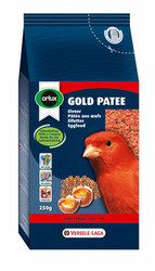 Versele-Laga Orlux, Gold patee,  munaruoka, 250g, punainen