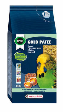 Versele-Laga Orlux, Gold patee, munaruoka, 250g undulaateille