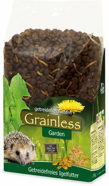 JR Farm Viljaton Garden Siilinruoka 750 g