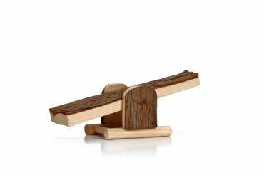 Jyrsijän puinen keinulauta