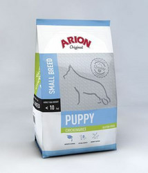 ARION Original Puppy Small Kana & Riisi
