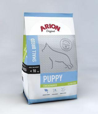 ARION Original Puppy Small Kana & Riisi