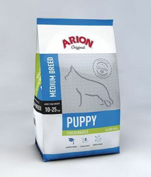 Arion Original Puppy Medium Kana & Riisi
