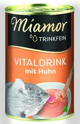 Miamor Trinkfein Vitaljuoma kanalla 135 ml