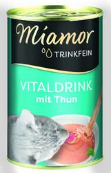 Miamor Trinkfein Vitaljuoma tonnikalalla 135 ml