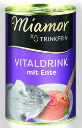 Miamor Trinkfein Vitaljuoma ankka 135 ml