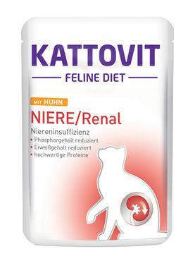 Kattovit Niere/Renal Kana 85g